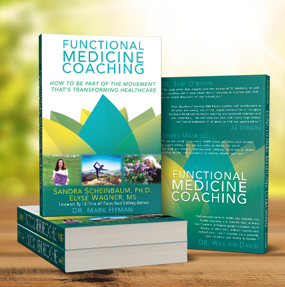 January 2017: Co-authored Functional Medicine Coaching: How To Be Part of The Movement That's Transforming Healthcare.
