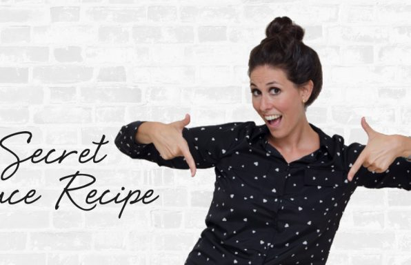 secret sauce recipe health elyse wagner