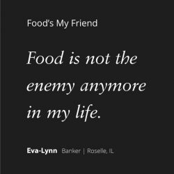 Food's My Friend